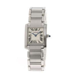 カルティエ タンクフランセーズ SM 腕時計レディース