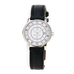 ブルガリ ST29WSLD ソロテンポ 腕時計レディース
