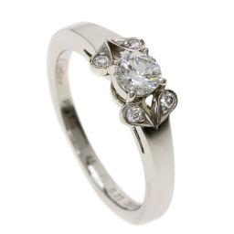 カルティエ バレリーナリング/ダイヤモンド/#46 リング・指輪レディース