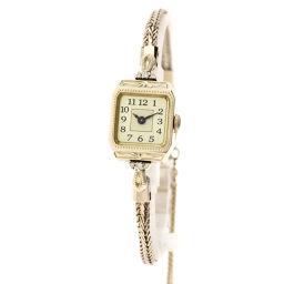アガット クラシック ダイヤモンド 腕時計レディース
