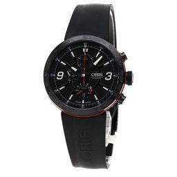 オリス 674.7659 TT1 クロノグラフ 腕時計メンズ