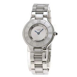 カルティエ マスト21 腕時計レディース