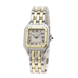 カルティエ パンテール LM 2ROW 腕時計メンズ