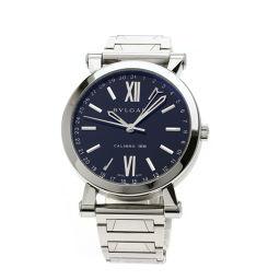 ブルガリ SB43BSSD ソリティオブルガリ/セントラルデイト 腕時計メンズ