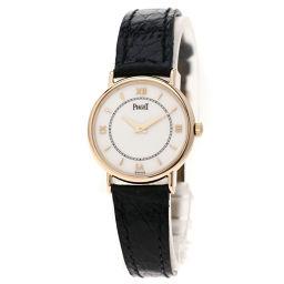 ピアジェ 8005N トラディション 120周年記念 腕時計 OH済レディース