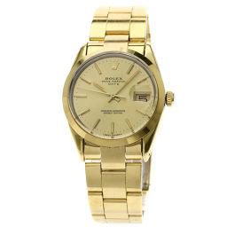 ロレックス 15505 オイスターパーペチュアル デイト  腕時計メンズ