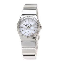 オメガ 123.10.27.60.02.001 コンステレーション ブラッシュ 腕時計レディース
