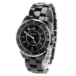 シャネル H0685 J12 腕時計 OH済メンズ