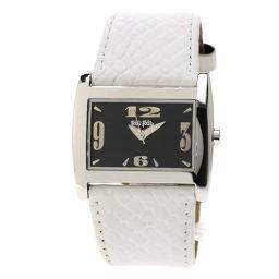 フォリフォリ スクエアフェイス 腕時計レディース