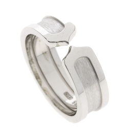 カルティエ C2リング  #55 リング・指輪レディース