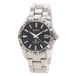 セイコー SBGM001 グランドセイコー GMT 腕時計メンズ
