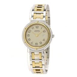 エルメス クリッパー 旧型 腕時計ボーイズ
