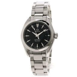オメガ 2577.50 シーマスター アクアテラ 腕時計レディース