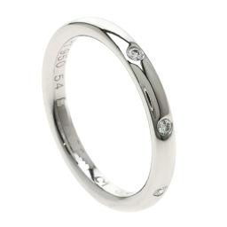 ヴァンクリーフ&アーペル 3Pダイヤモンド #54 リング・指輪レディース
