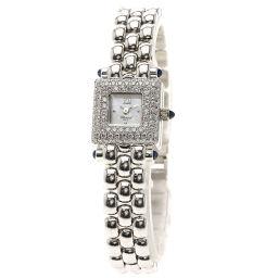 ショパール 10/6534-23 ショパール ハッピーダイヤモンド 腕時計 OH済レディース
