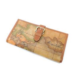プリマクラッセ 地図柄 長財布(小銭入れあり)ユニセックス