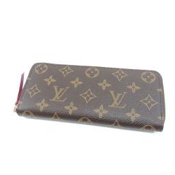ルイ・ヴィトン M60742 ポルトフォイユ クレマンス 長財布(小銭入れあり)レディース