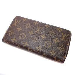 ルイ・ヴィトン M42616 ジッピーウォレット 長財布(小銭入れあり)レディース