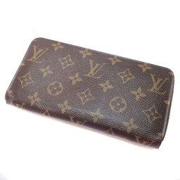 ルイ・ヴィトン M42616 ジッピーウォレット 長財布(小銭入れあり)ユニセックス