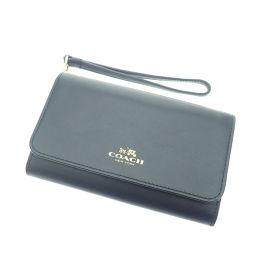 コーチ 54435B リストレット スマートフォン収納 二つ折り財布(小銭入れあり)レディース