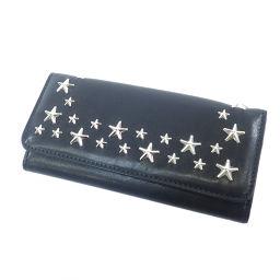ジミーチュウ スターモチーフ 長財布(小銭入れあり)レディース