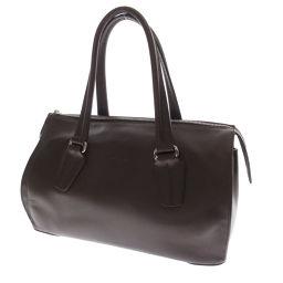 Hirof simple design handbag ladies