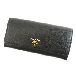 プラダ パスケース 長財布(小銭入れあり)レディース