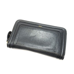 クロエ ラウンドファスナー 長財布(小銭入れあり)レディース