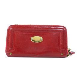 クロエ 7EP101-017 ラウンドファスナー 長財布(小銭入れあり)レディース
