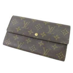 ルイ・ヴィトン M61726 ポルトフォイユ・サラ 旧型 長財布(小銭入れあり)ユニセックス