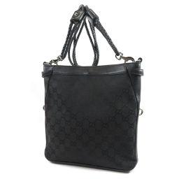 Gucci 109106 GG pattern shoulder bag unisex