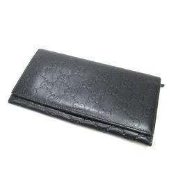 グッチ GG シマ 長財布(小銭入れあり)レディース