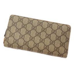 グッチ 410102 GG柄 長財布(小銭入れあり)レディース