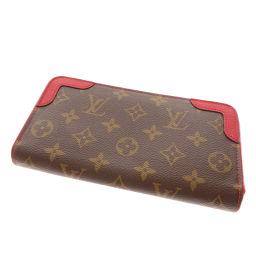 ルイ・ヴィトン M61854 ジッピー・ウォレット レティーロ 長財布(小銭入れあり)レディース