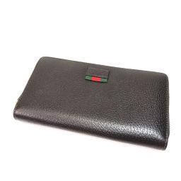 グッチ 435298 ロゴデザイン 長財布(小銭入れあり)ユニセックス