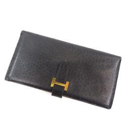 エルメス ベアン 長財布(小銭入れあり)レディース