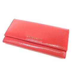 バーバリー ロゴモチーフ 長財布(小銭入れあり)レディース