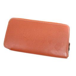 エルメス アザップシルクイン 長財布(小銭入れあり)レディース