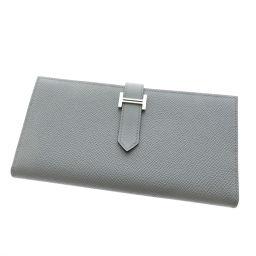エルメス ベアンスフレ 長財布(小銭入れあり)レディース
