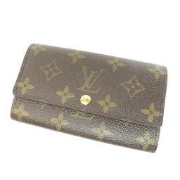 ルイ・ヴィトン 廃盤品 二つ折り財布(小銭入れあり)レディース