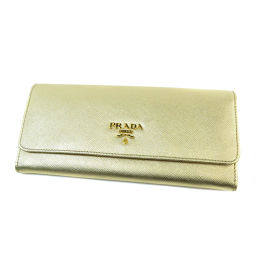 プラダ サフィアーノ 長財布(小銭入れあり)レディース
