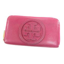 トリーバーチ ロゴモチーフ 長財布(小銭入れあり)レディース