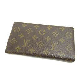 ルイ・ヴィトン M61727 ポルトモネ・ジップ 長財布(小銭入れあり)レディース