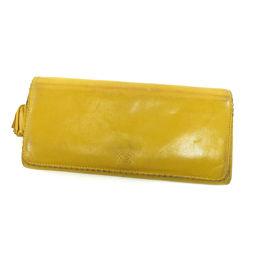 ロエベ ロゴ型押し 長財布(小銭入れあり)レディース