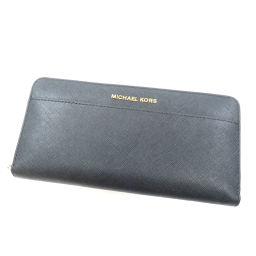 マイケルコース ロゴモチーフ 長財布(小銭入れあり)レディース