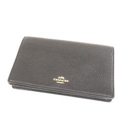 コーチ F54002 ロゴモチーフ 長財布(小銭入れあり)レディース