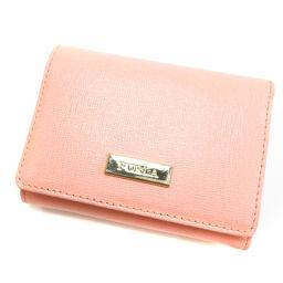 フルラ ロゴ金具 二つ折り財布(小銭入れあり)レディース