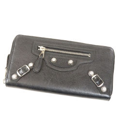 バレンシアガ 253053 クラシック 長財布(小銭入れあり)レディース