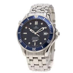 オメガ 2537.80 シーマスター 300 クロノメーター 007 ジェームスボンド 世界10007本限定 腕時計メンズ