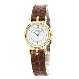 ヴァンクリーフ&アーペル ラ コレクション 替えベルト付き 腕時計レディース